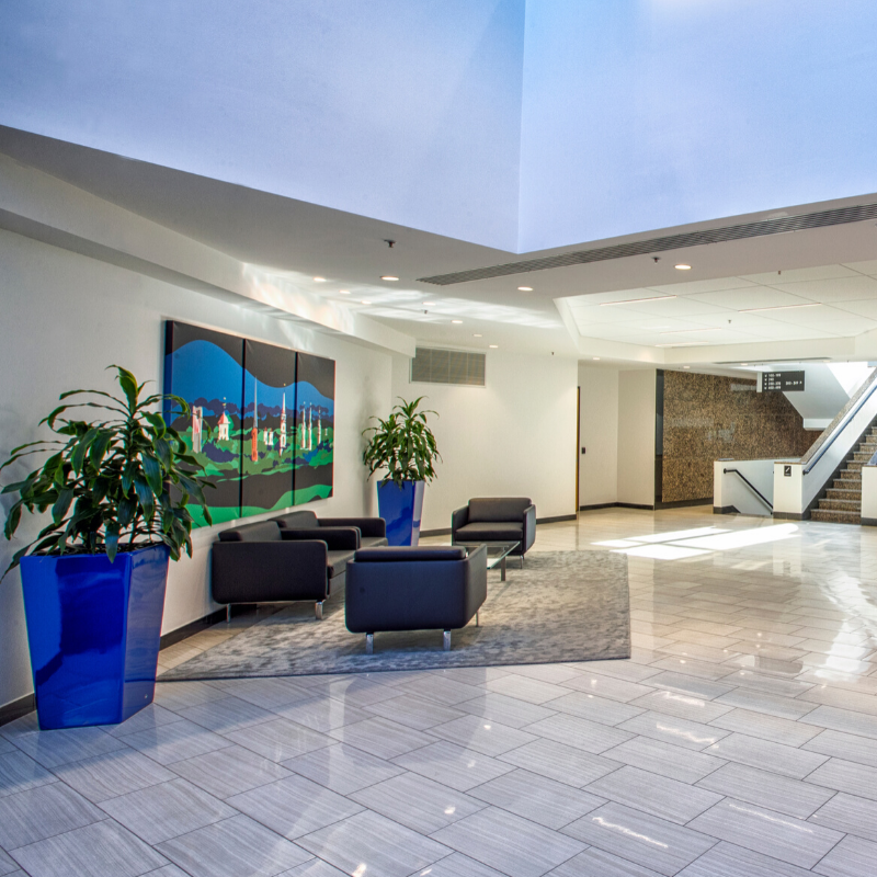 Gov Place Lobby