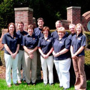 Whittier team