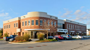 Ausherman Commercial Property - Key Park Center exterior