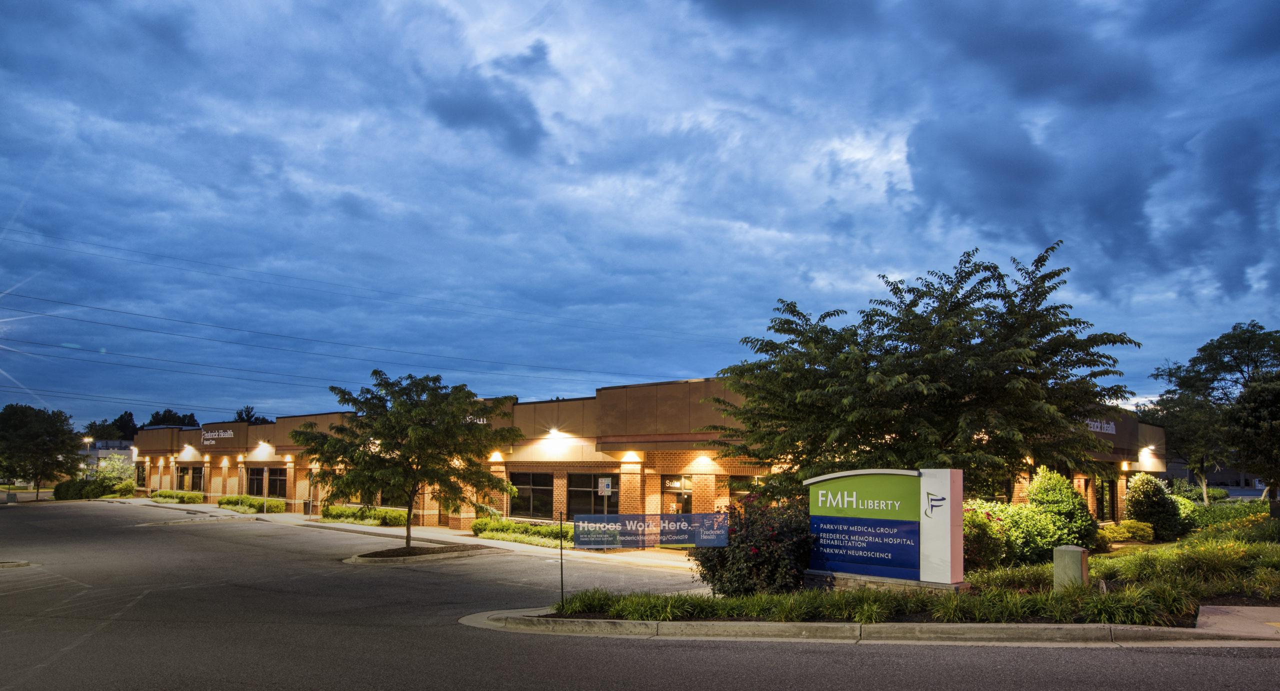 Commercial Property Development - Liberty Professional Center