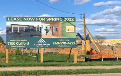 Construction Progresses at Guilford Medical Facility