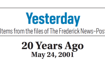 20 Years Ago: Supporting Frederick Together
